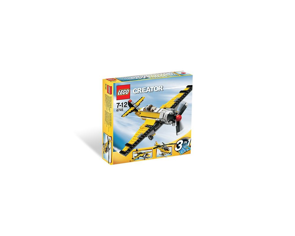 LEGO Set 6745-1 Propellor Power