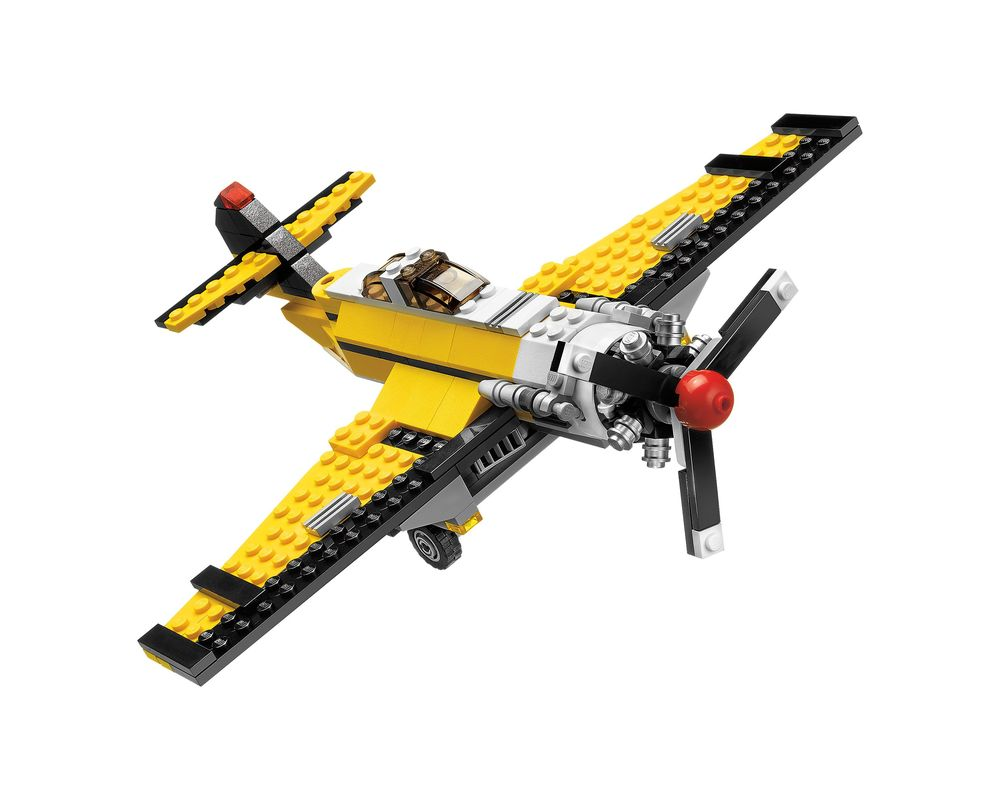 LEGO Set 6745-1 Propellor Power (Model - A-Model)