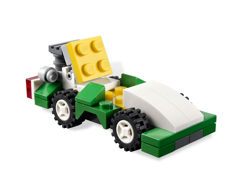 LEGO Set 6910-1 Mini Sports Car