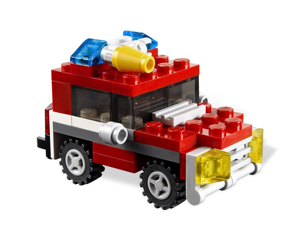 LEGO Set 6911-1 Mini Fire Truck
