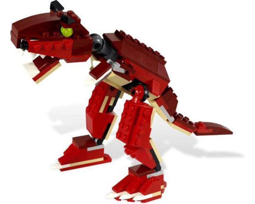 LEGO Set 6914-1 T-Rex (LEGO - Model)