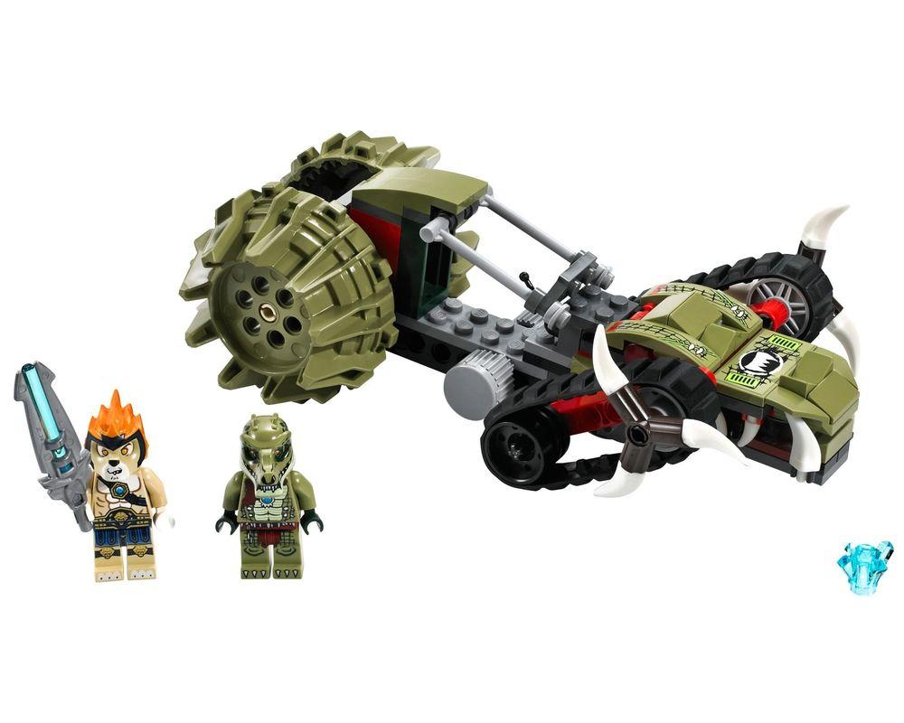 LEGO Set 70001-1 Crawley's Claw Ripper (LEGO - Model)