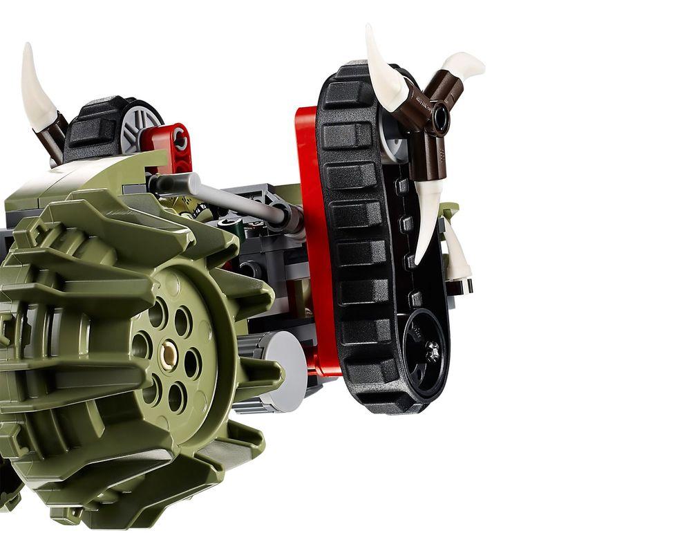 LEGO Set 70001-1 Crawley's Claw Ripper