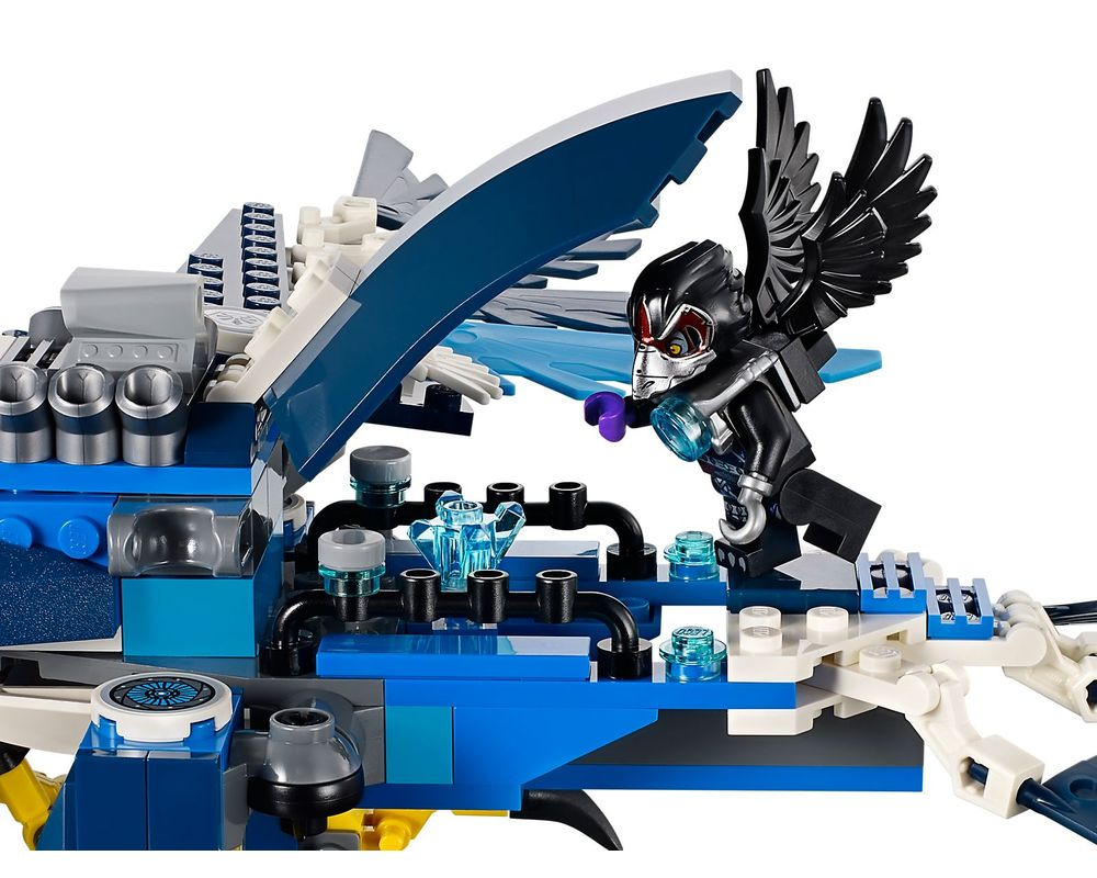 LEGO Set 70003-1 Eris' Eagle Interceptor