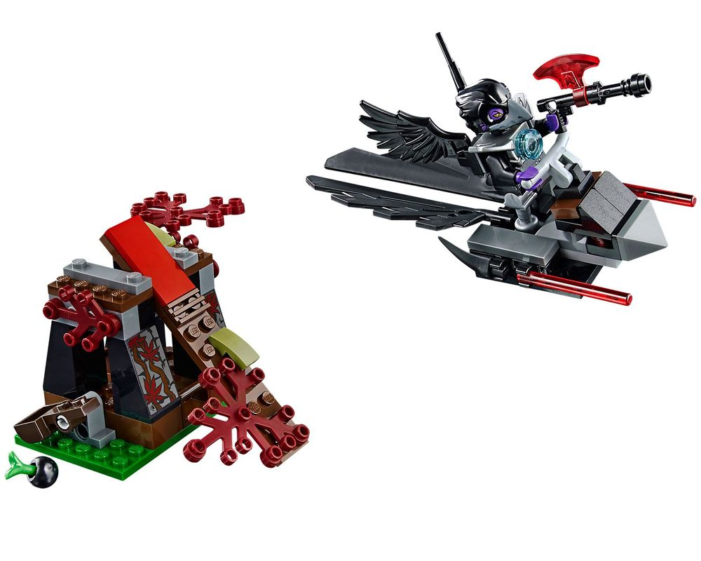 LEGO Set 70008-1 Gorzan's Gorilla Striker