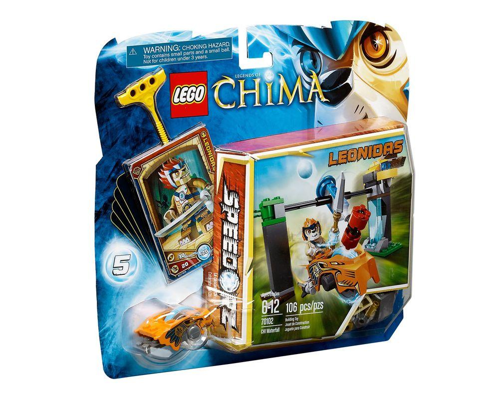 LEGO Set 70102-1 CHI Waterfall
