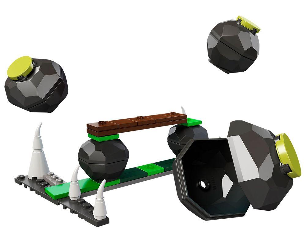 LEGO Set 70103-1 Boulder Bowling
