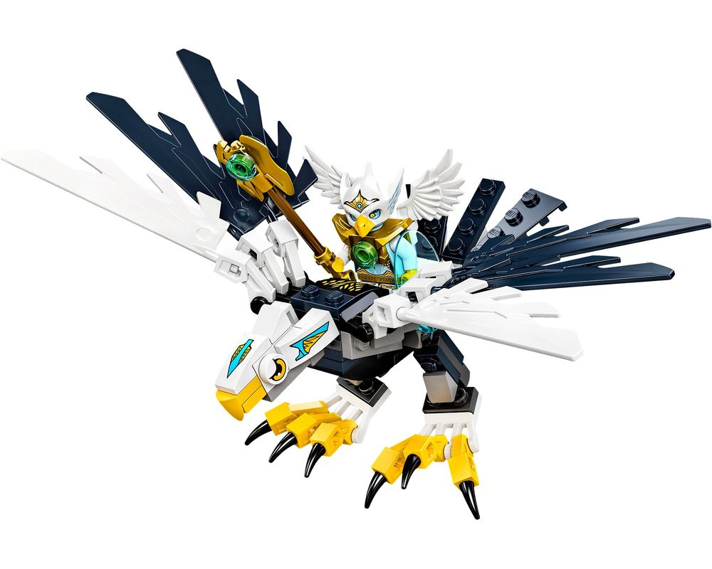 LEGO Set 70124-1 Eagle Legend Beast (LEGO - Model)