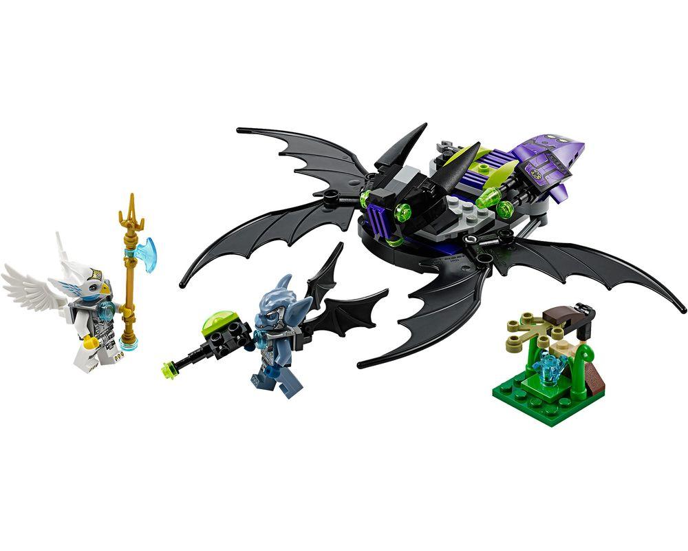 LEGO Set 70128-1 Braptor's Wing Striker (LEGO - Model)