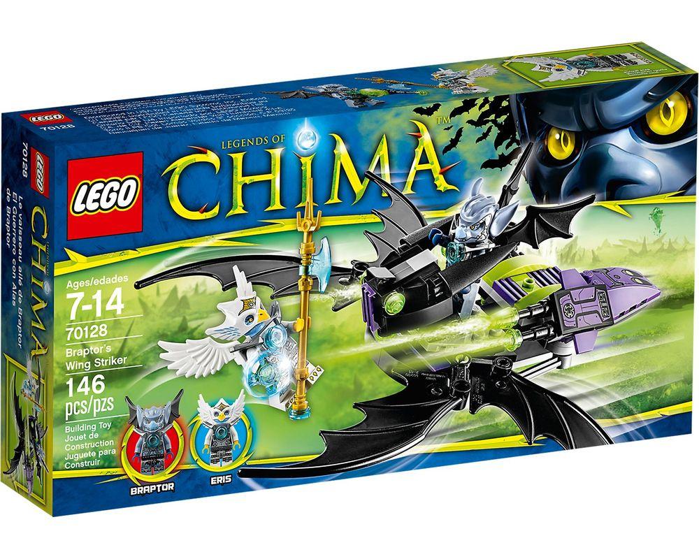 LEGO Set 70128-1 Braptor's Wing Striker