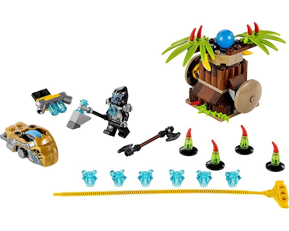 LEGO Set 70136-1 Banana Bash (LEGO - Model)