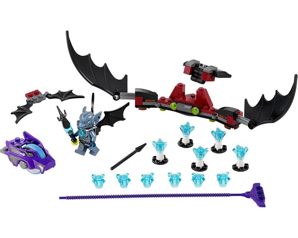 LEGO Set 70137-1 Bat Strike (LEGO - Model)