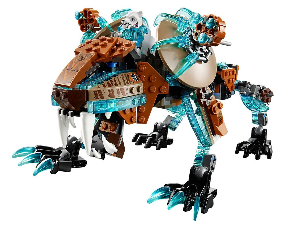 LEGO Set 70143-1 Sir Fangar's Sabre-Tooth Walker