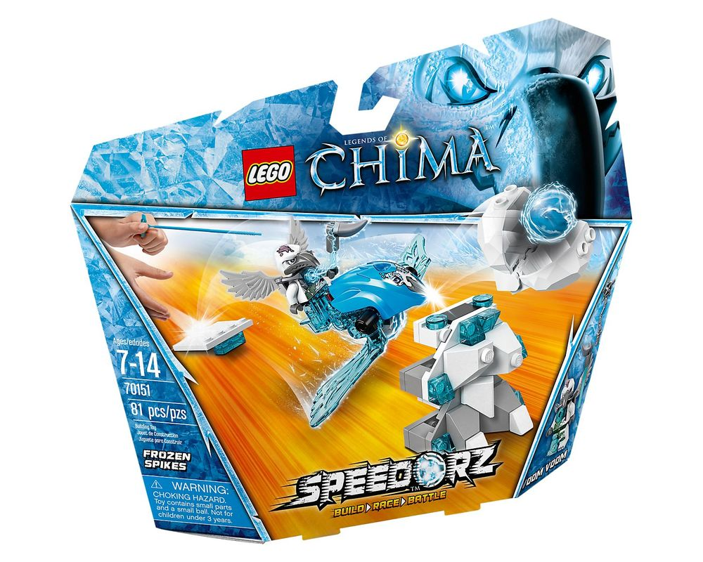 LEGO Set 70151-1 Frozen Spikes