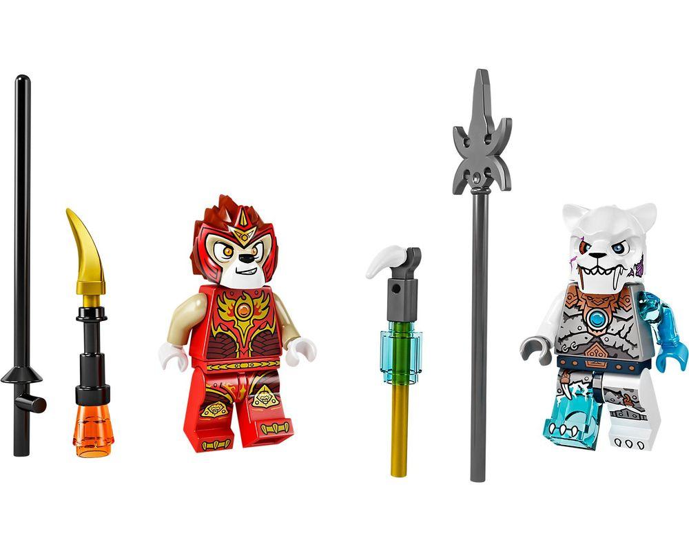 LEGO Set 70156-1 Fire vs. Ice