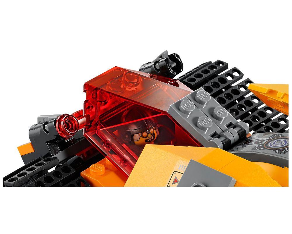 LEGO Set 70168-1 Drillex Diamond Job