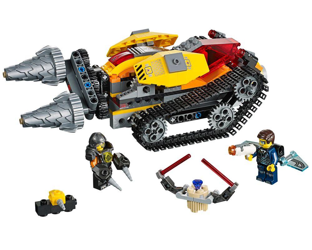 LEGO Set 70168-1 Drillex Diamond Job (LEGO - Model)