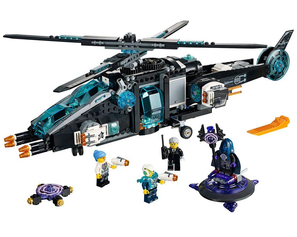 LEGO Set 70170-1 UltraCopter vs. AntiMatter (LEGO - Model)