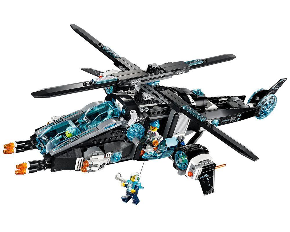 LEGO Set 70170-1 UltraCopter vs. AntiMatter