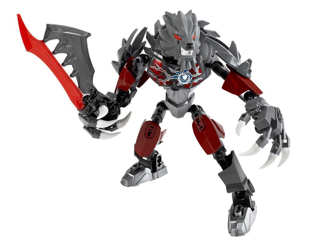 LEGO Set 70204-1 CHI Worriz (LEGO - Model)