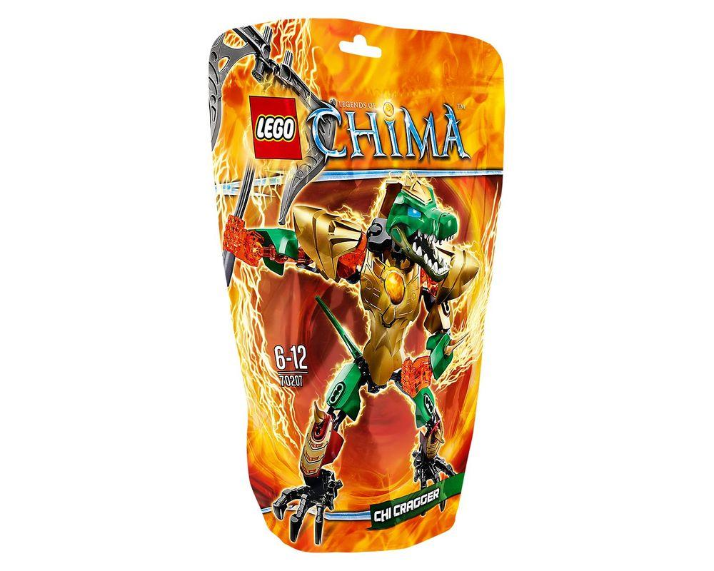 LEGO Set 70207-1 CHI Cragger