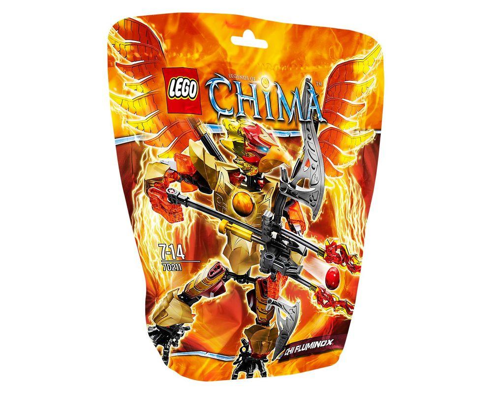 LEGO Set 70211-1 CHI Fluminox
