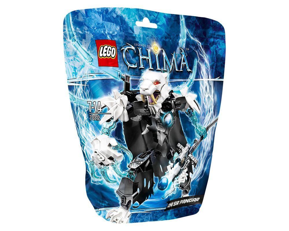 LEGO Set 70212-1 CHI Sir Fangar