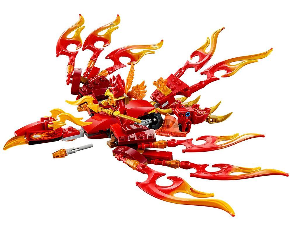 LEGO Set 70221-1 Flinx's Ultimate Phoenix
