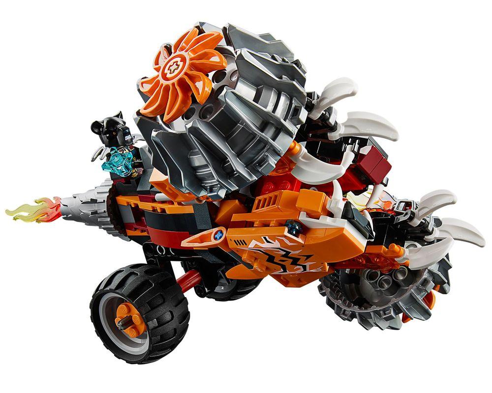 LEGO Set 70222-1 Tormak's Shadow Blazer