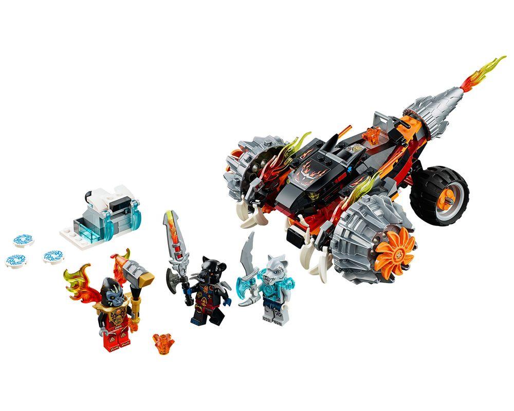 LEGO Set 70222-1 Tormak's Shadow Blazer (Model - A-Model)