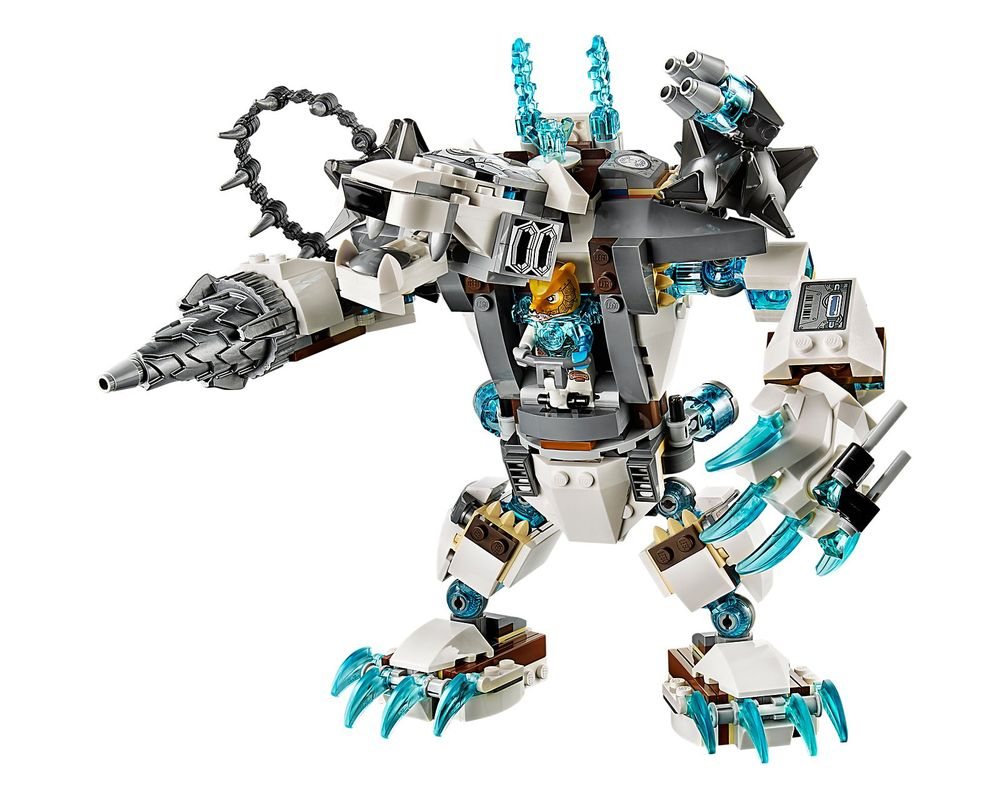 LEGO Set 70223-1 Icebite's Claw Driller