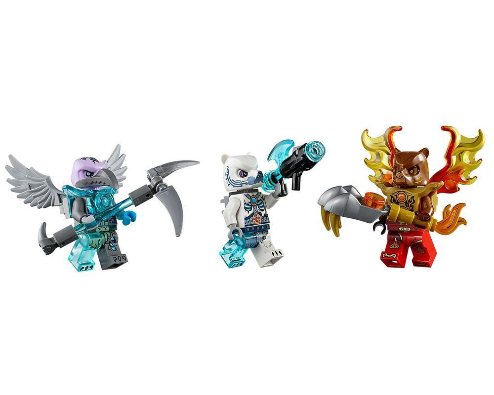 LEGO Set 70225-1 Bladvic's Rumble Bear