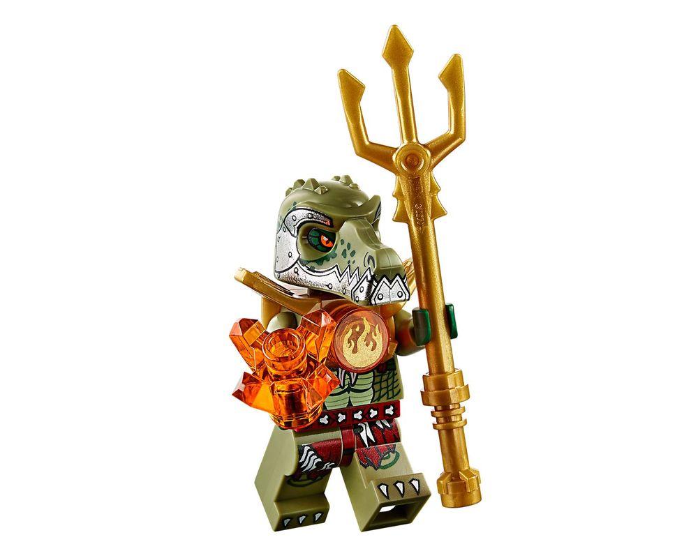 LEGO Set 70231-1 Crocodile Tribe Pack