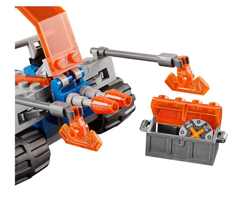 LEGO Set 70310-1 Knighton Battle Blaster