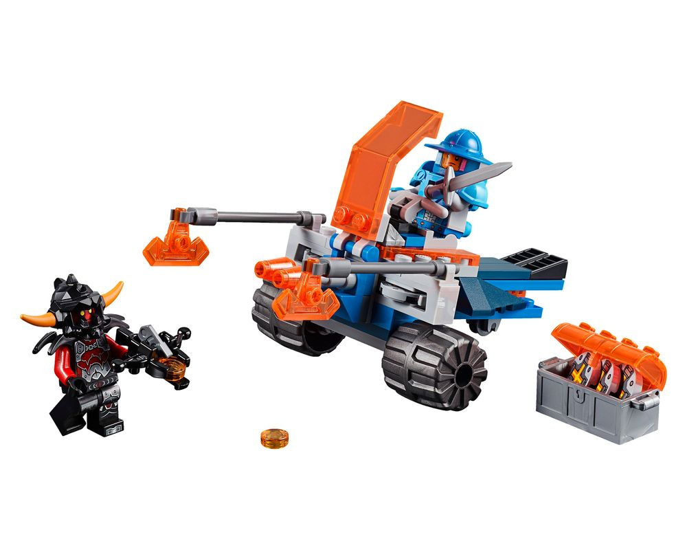LEGO Set 70310-1 Knighton Battle Blaster (LEGO - Model)