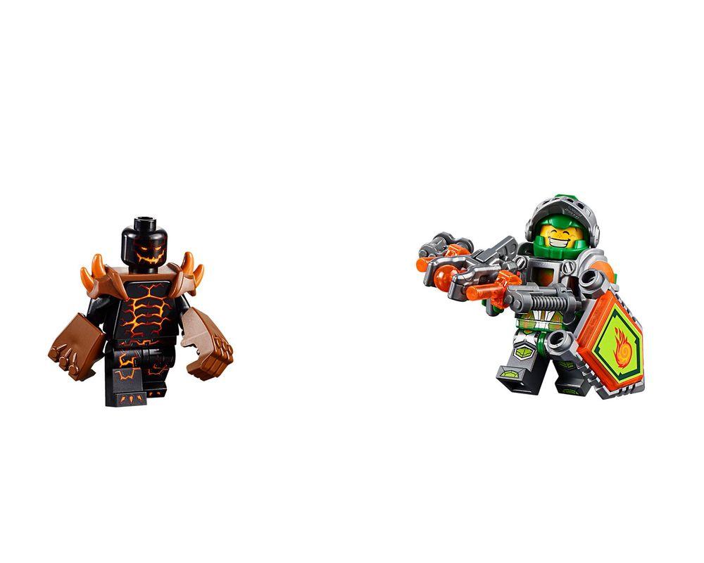 LEGO Set 70313-1 Moltor's Lava Smasher