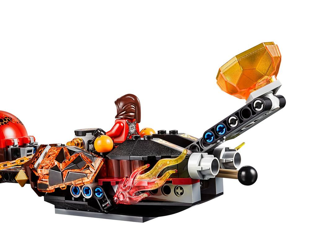 LEGO Set 70314-1 Beast Master's Chaos Chariot