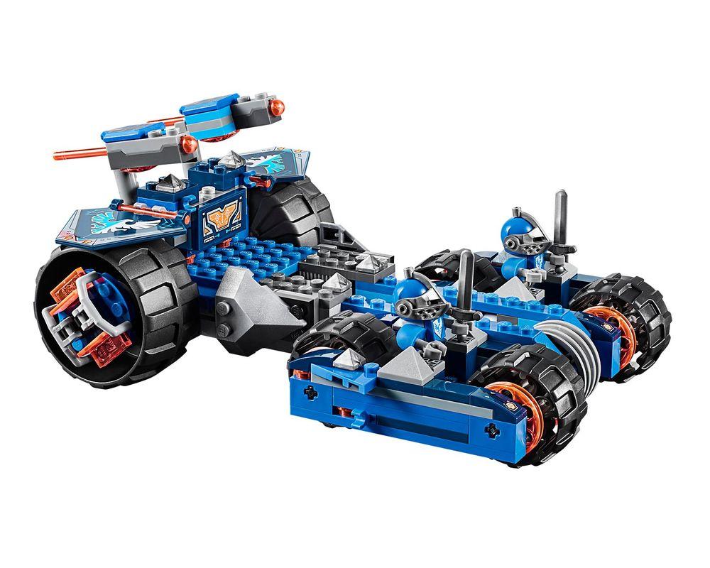 LEGO Set 70315-1 Clay's Rumble Blade