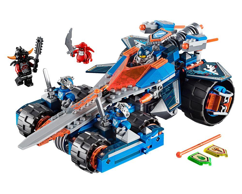 LEGO Set 70315-1 Clay's Rumble Blade (LEGO - Model)