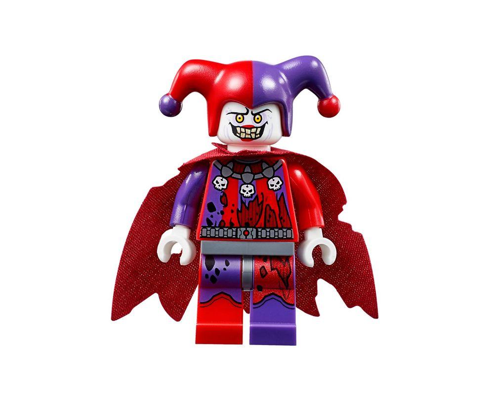 LEGO Set 70316-1 Jestro's Evil Mobile