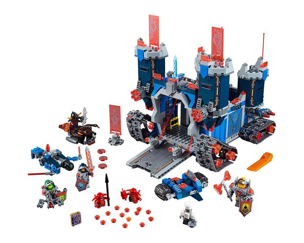 LEGO Set 70317-1 The Fortrex (LEGO - Model)