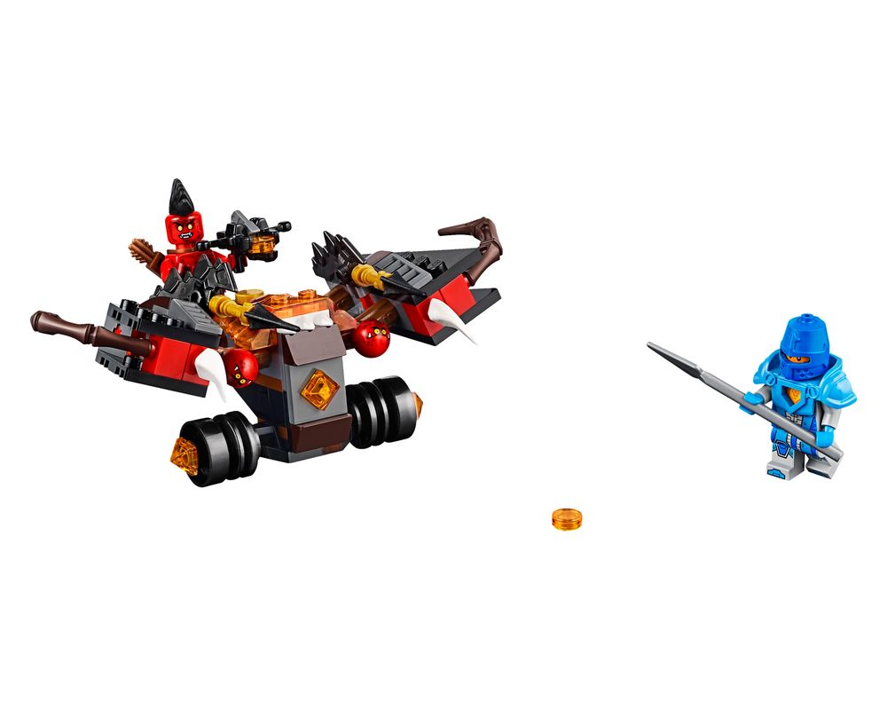 LEGO Set 70318-1 The Glob Lobber (Model - A-Model)