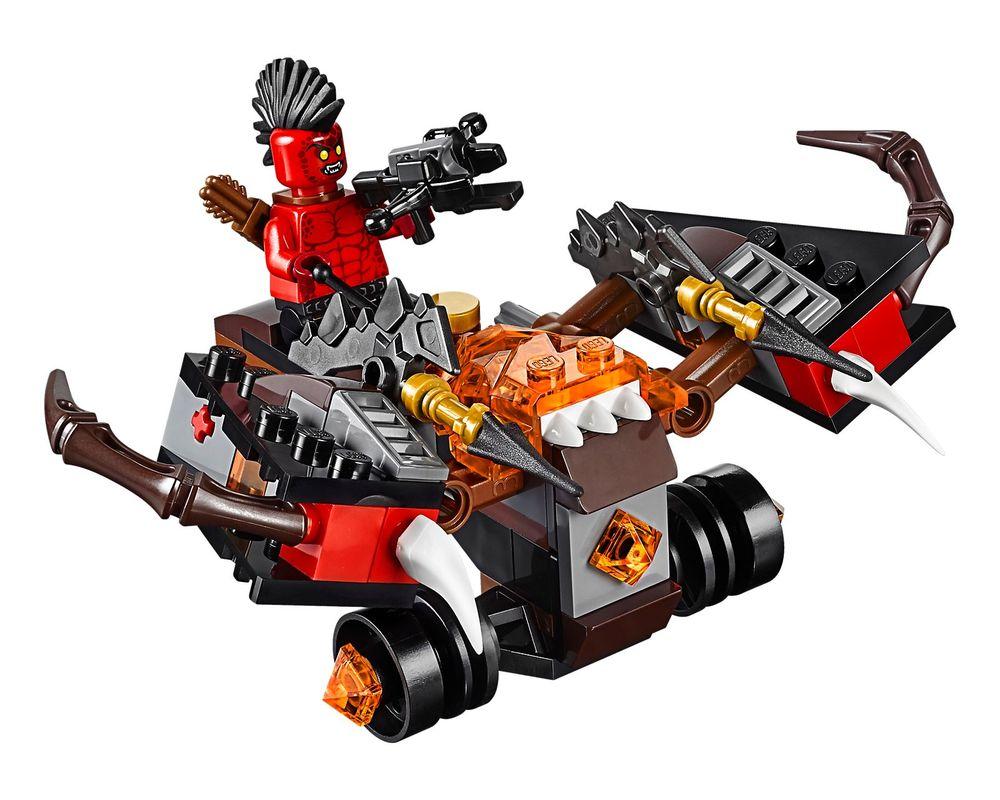 LEGO Set 70318-1 The Glob Lobber
