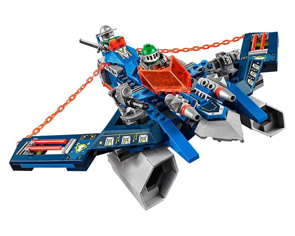 LEGO Set 70320-1 Aaron Fox's Aero-Striker V2
