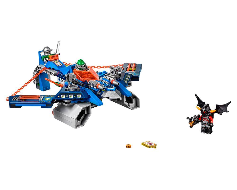 LEGO Set 70320-1 Aaron Fox's Aero-Striker V2 (LEGO - Model)