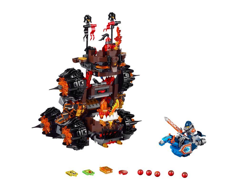 LEGO Set 70321-1 General Magmar's Siege Machine of Doom (Model - A-Model)