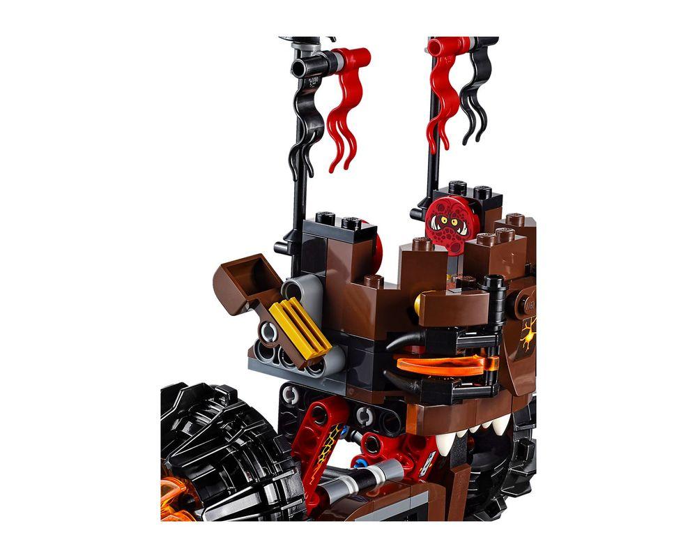 LEGO Set 70321-1 General Magmar's Siege Machine of Doom