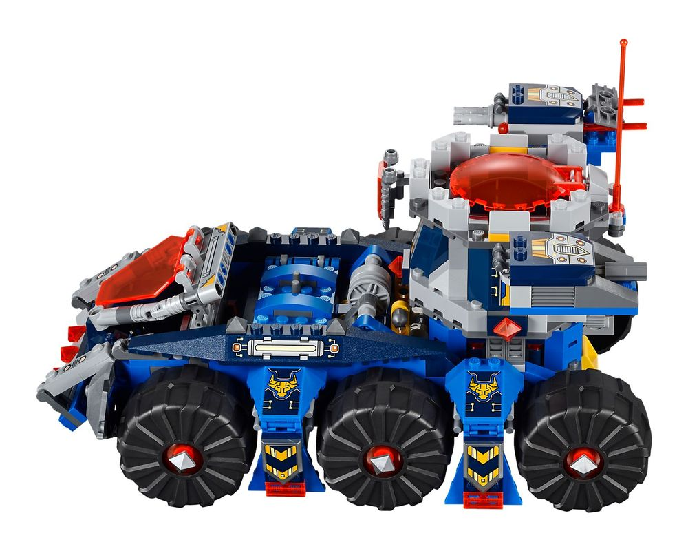 LEGO Set 70322-1 Axl's Tower Carrier