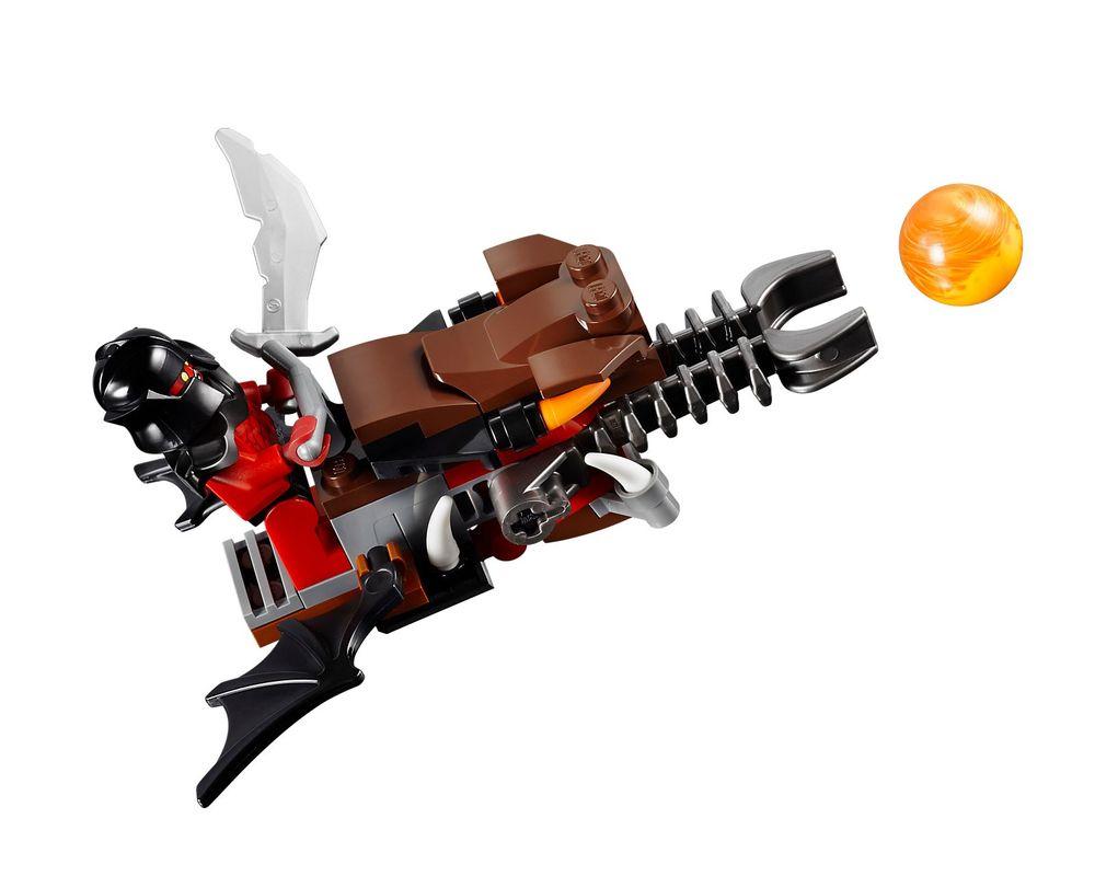 LEGO Set 70324-1 Merlok's Library 2.0
