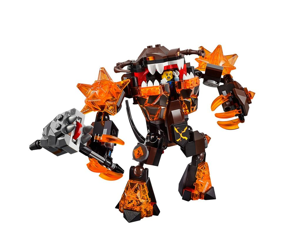 LEGO Set 70325-1 Infernox Captures The Queen
